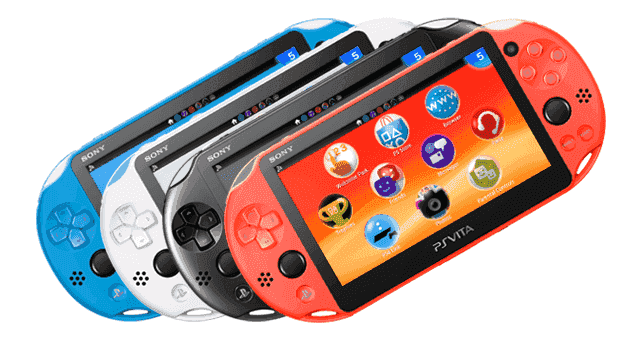 Sony Halts PS Vita Production in Japan in 2019