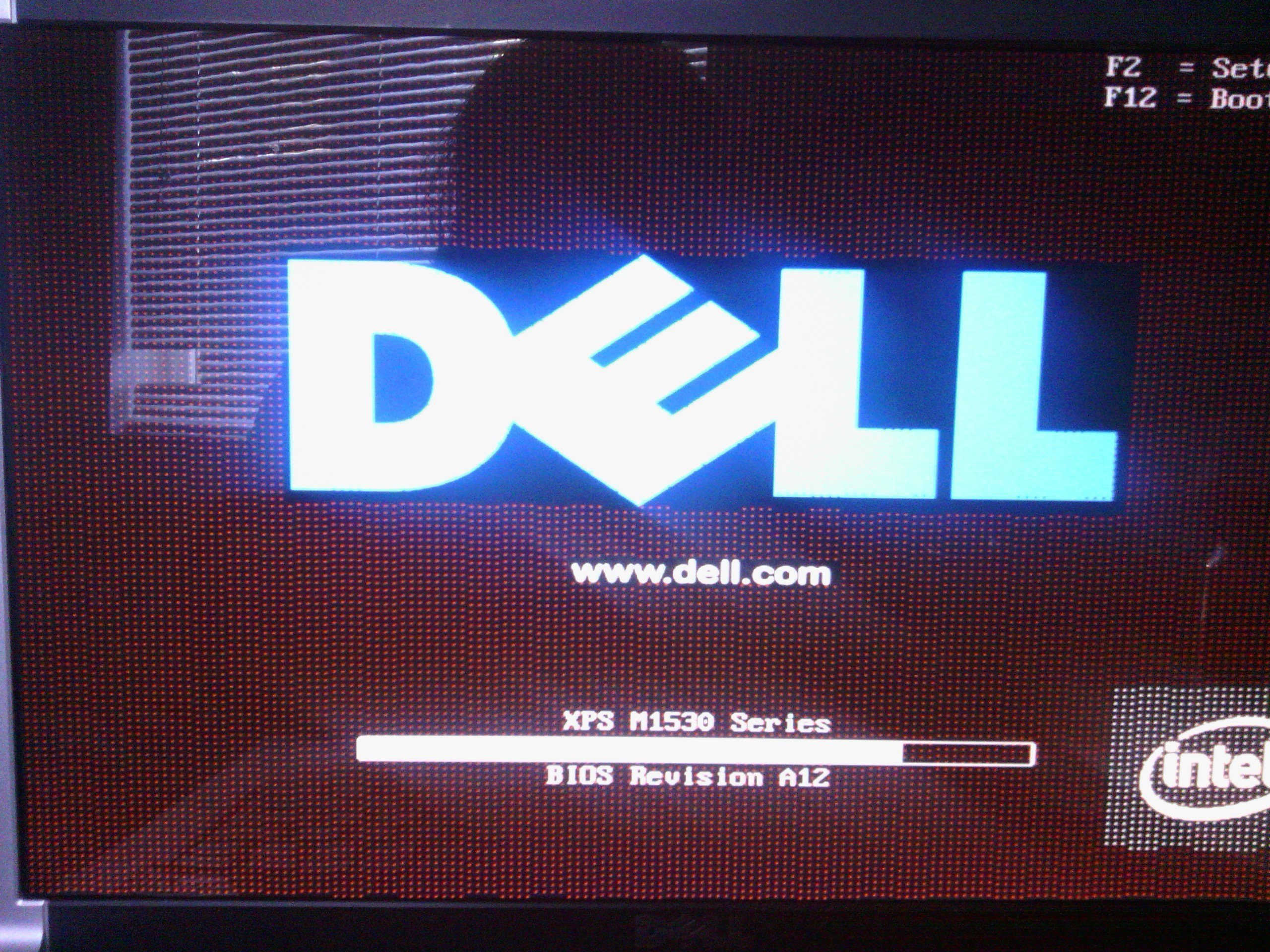 Red dots on Dell Boot Up Screen!?   GBAtemp net - The