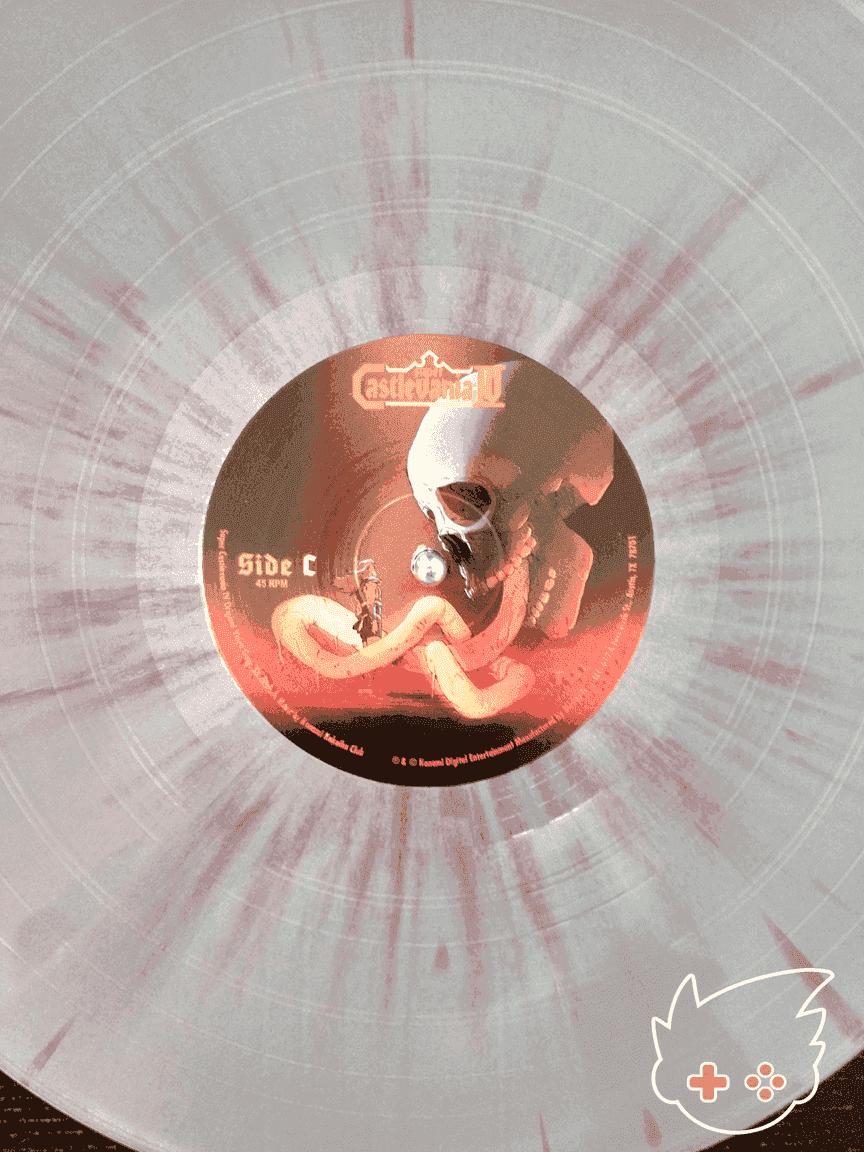 Review: Super Castlevania IV Soundtrack Vinyl (Hardware