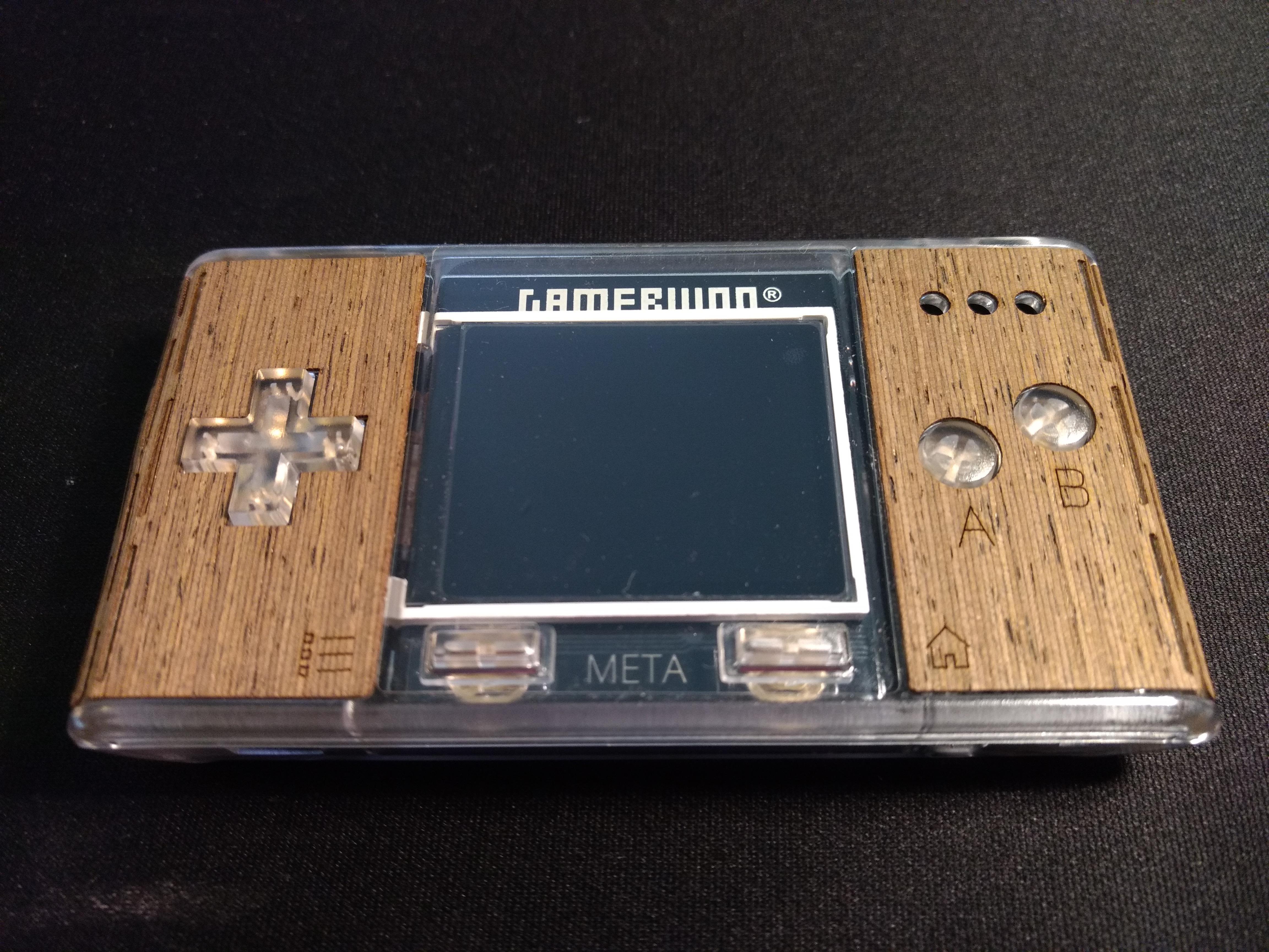 Review: Gamebuino Meta (Hardware) | GBAtemp net - The