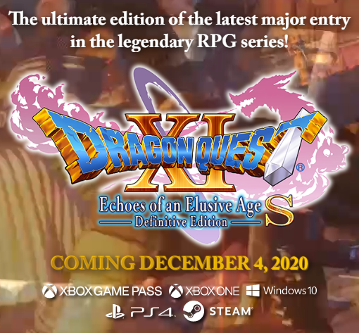 Dragon Quest XI S Definitive Edition Confirmed For PS4 With Release Date