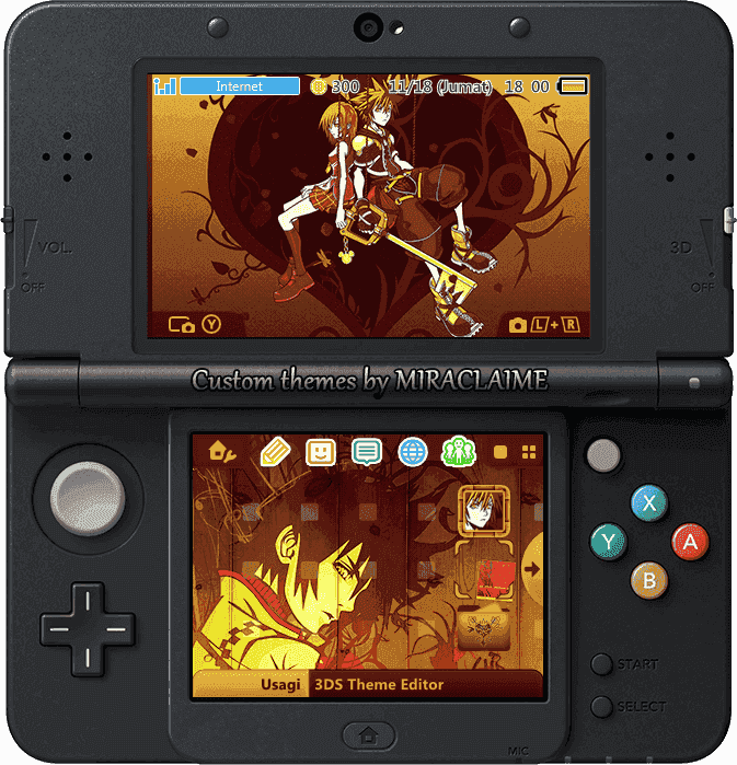3ds nude pussy themes something