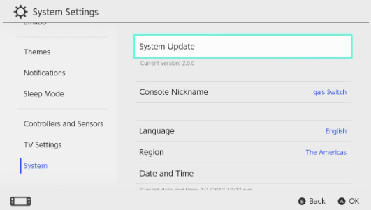 Switch firmware update 8 1 0 out now | GBAtemp net - The Independent