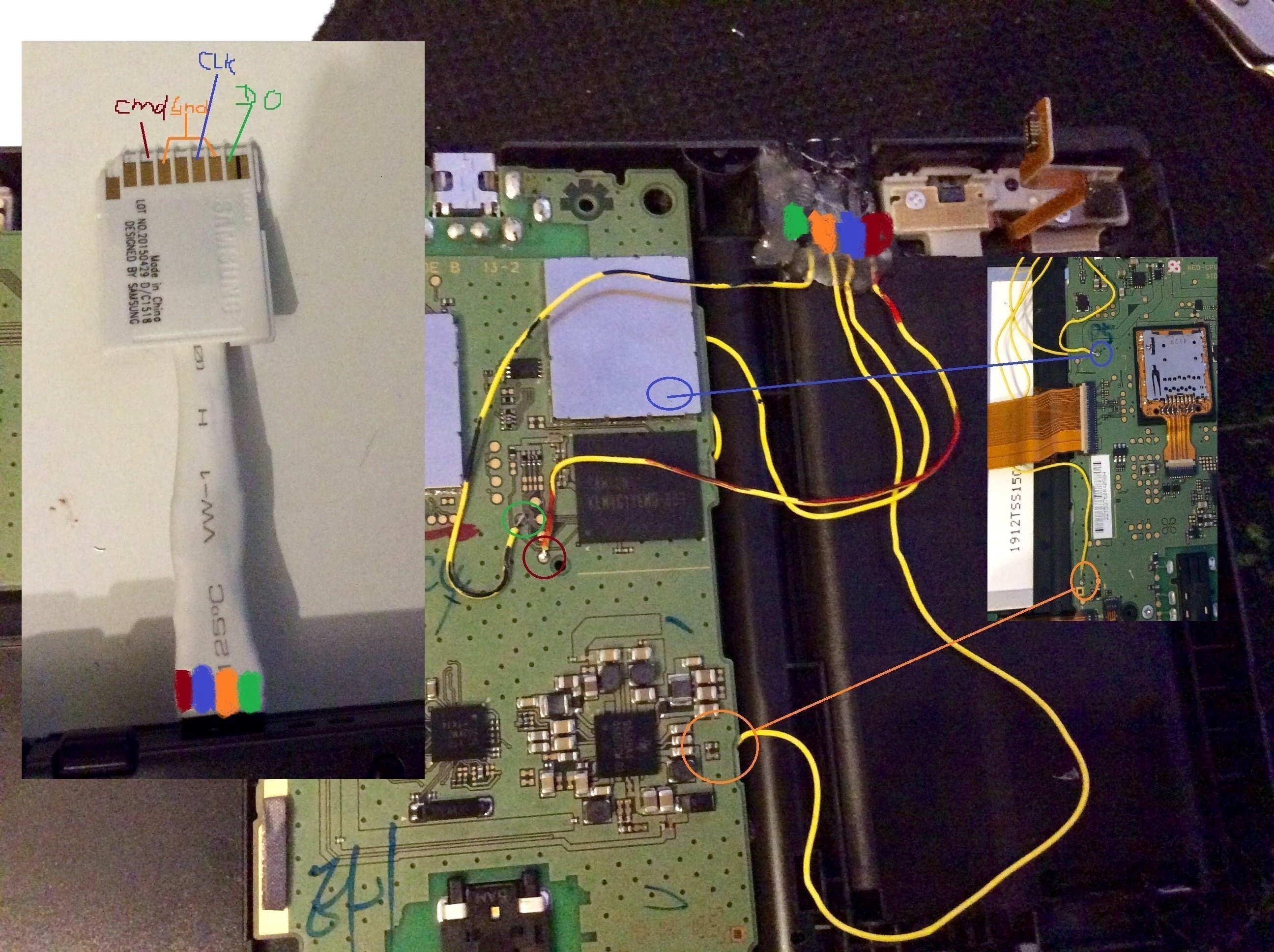 n3ds xl nand not detected gbatemp net the independent video Nintendo 3DS XL Mods at mifinder.co
