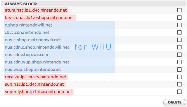 dns to block the updates of the switch page 6 gbatemp net the