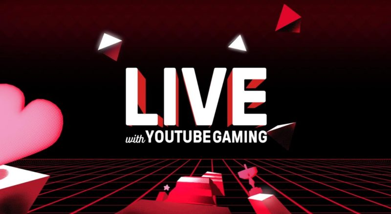 geoff keighley to host weekly live show on youtube gaming