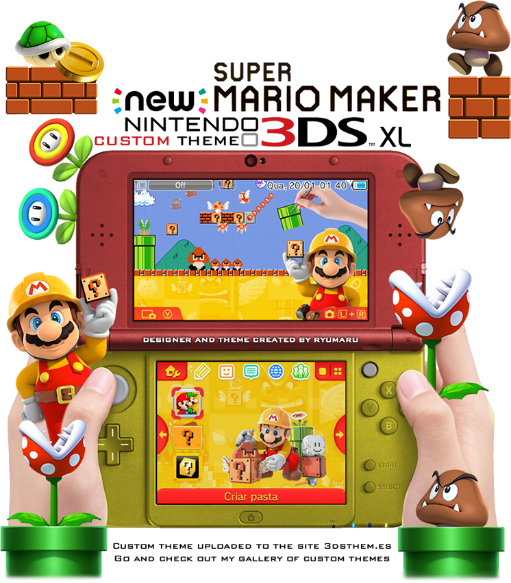 theme customized information super mario maker theme music new super