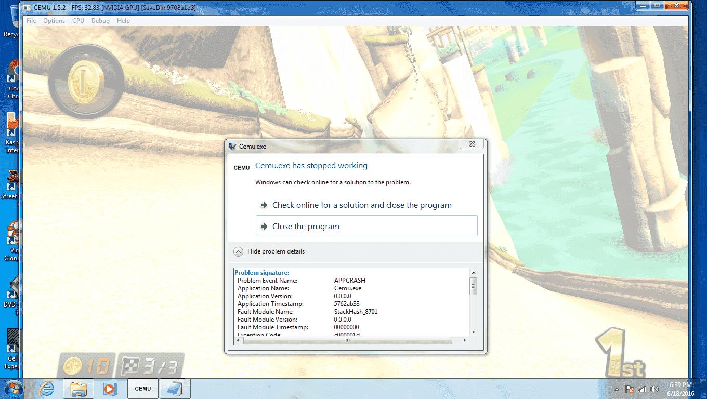 RELEASE] Cemu - Wii U emulator | Page 655 | GBAtemp net