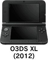 O3DS XL.