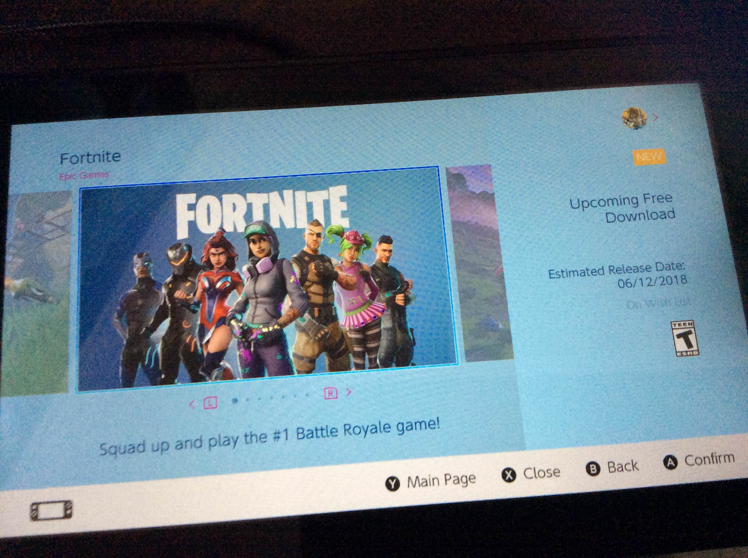 I loaded up Fortnite on the eShop | GBAtemp net - The Independent