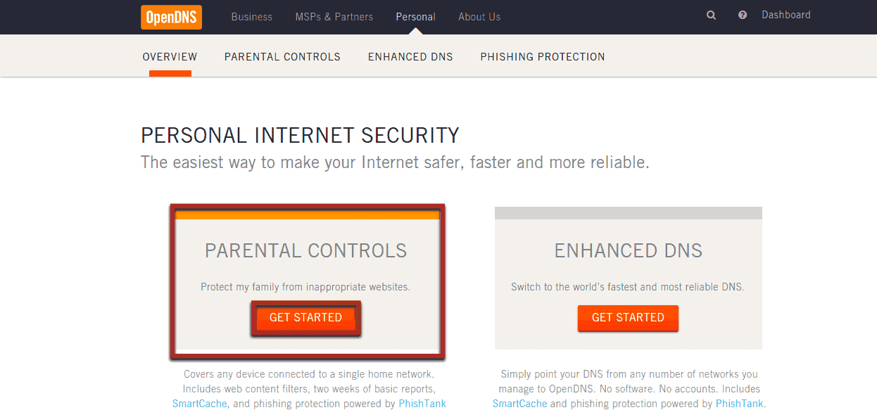 OpenDNS step one -2.png