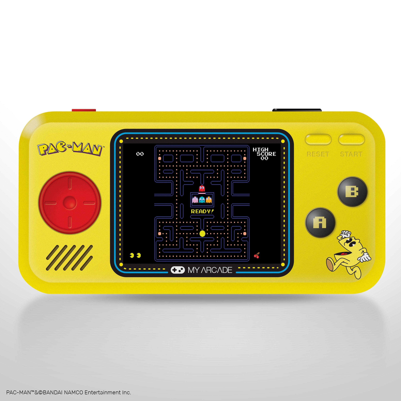 PAC MAN Pocket Player 3.