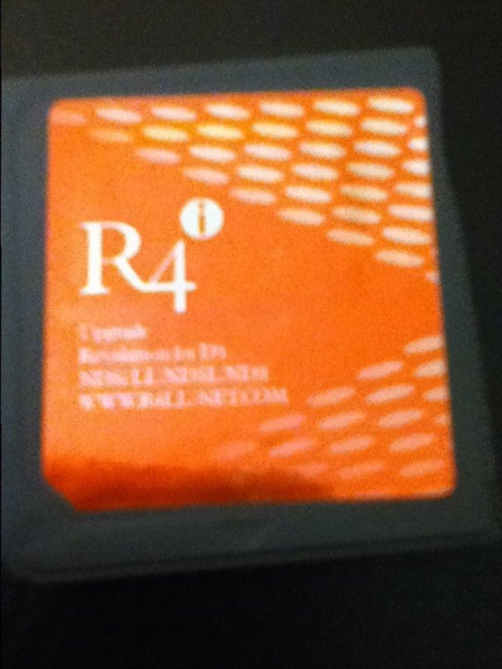 r4i upgrade revolution for ds software