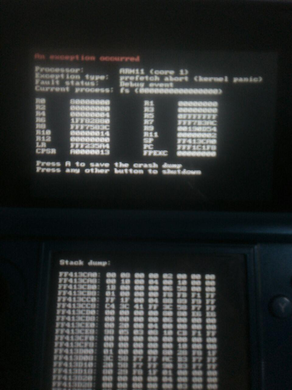 Discontinued] TWLoader - CTR-mode NDS app | Page 443