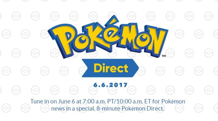 8 Minute Pokémon Direct coming June 6th | Page 8 | GBAtemp
