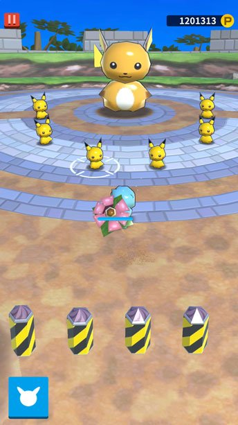 New mobile game PokeLand revealed, Japan-only for now