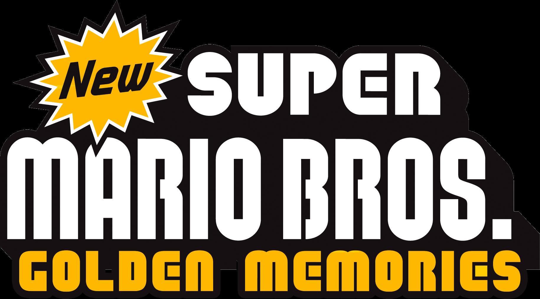 Golden Memories Remaking New Super Mario Bros Ds In New Super