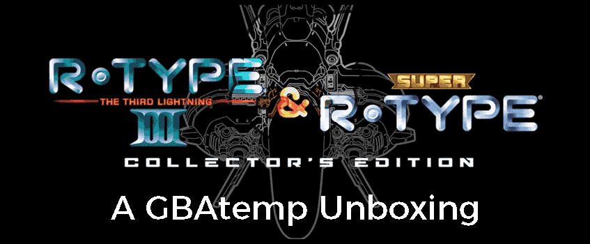 R Type GBAtemp Unboxing Banner.
