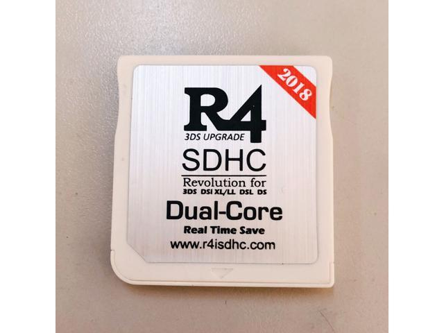 R4 SDHC dual core 2018 doesnt want to open gba games