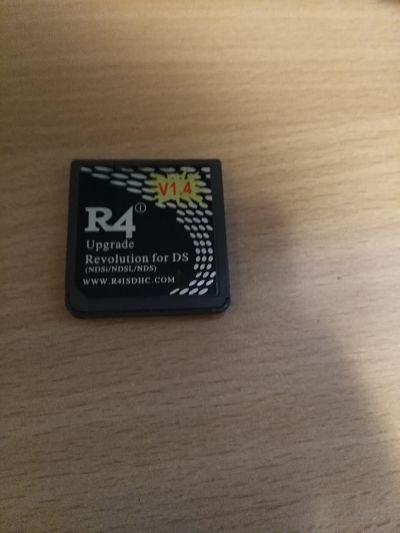 R4 sdhc revolution firmware Full guides for Download and ...