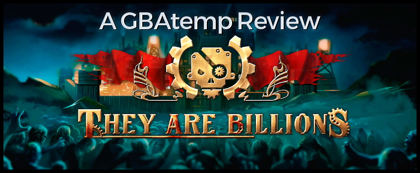 Review: They Are Billions (PlayStation 4) | GBAtemp net - The