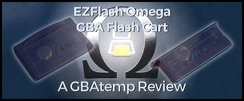 Review: EZ Flash Omega (Hardware) | GBAtemp net - The Independent