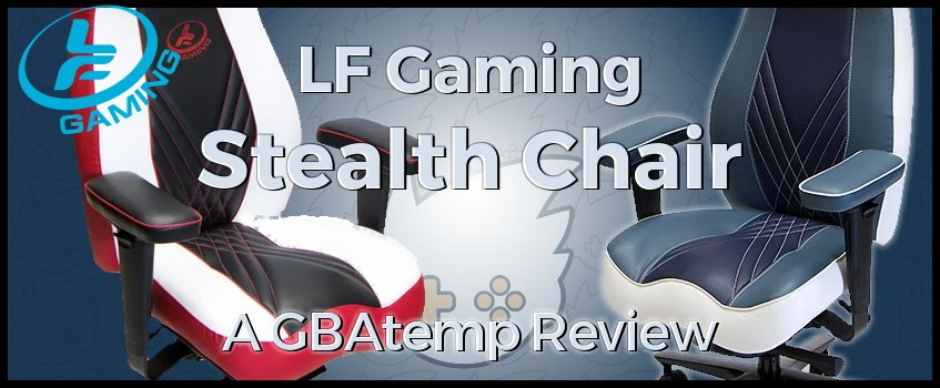 Marvelous Review Lf Gaming Stealth Chair Hardware Gbatemp Net Spiritservingveterans Wood Chair Design Ideas Spiritservingveteransorg