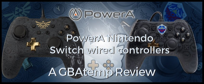 Review: PowerA Wired Switch Controller (Hardware) | GBAtemp net
