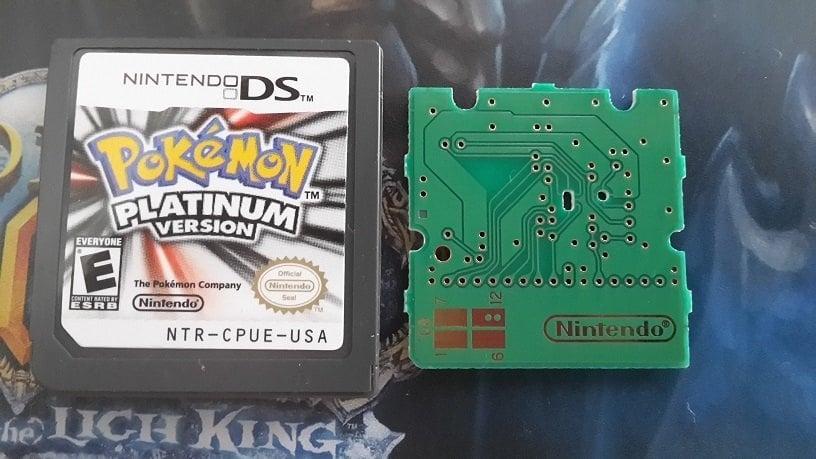 Is My Pokemon Platinum Original Help Gbatemp Net The Independent Video Game Community