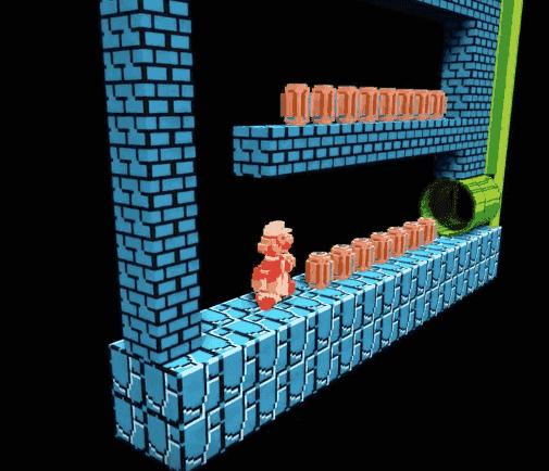 3DNes: A 3D NES Emulator | GBAtemp.net - The Independent Video Game  Community