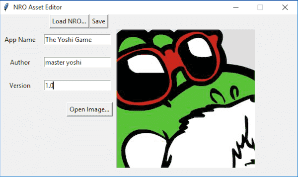COMPLETED - NRO Asset Editor | GBAtemp net - The Independent