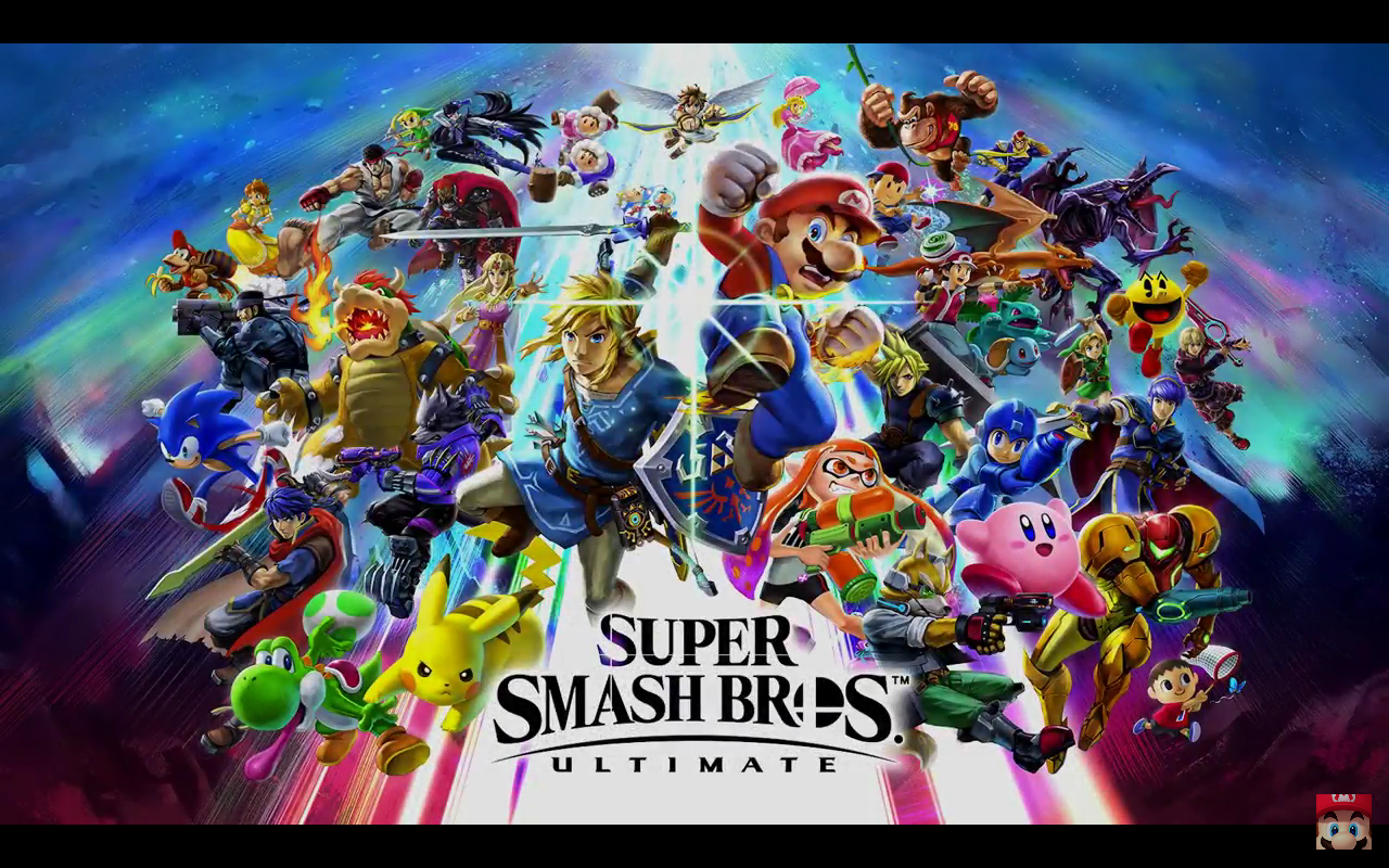Wallpaper Super Smash Bros Ultimate Gbatemp Net The