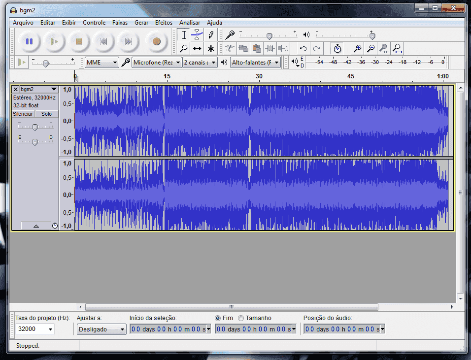 how to make a song instrumental using audacity