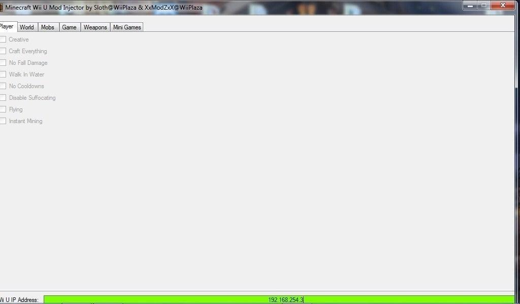 Minecraft Wii U Mod Injector / Trainer Release | GBAtemp net - The