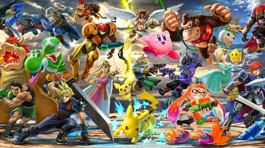 Nintendo will cut offensive imagery from 'Super Smash Bros. Ultimate'