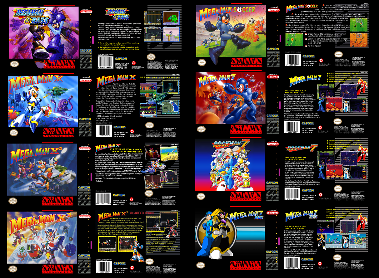 SNES Preview 7 - Mega Man Collection.png