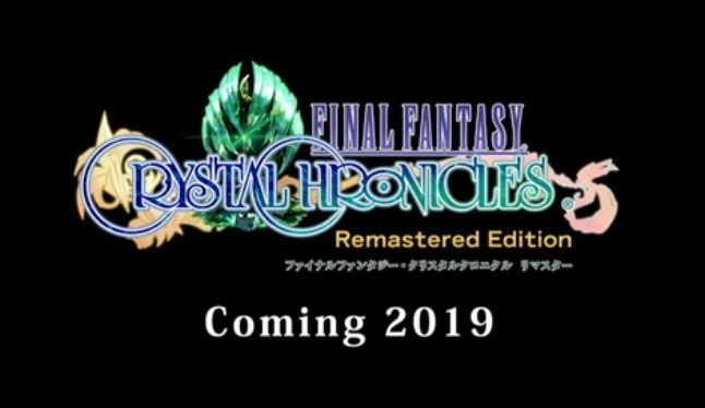 Final Fantasy Crystal Chronicles remaster coming to Nintendo Switch, PS4 in 2019