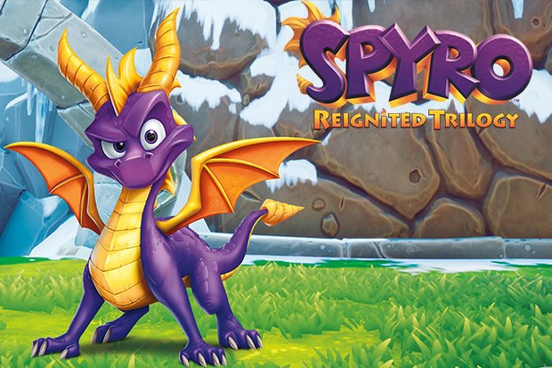 GameStop Germany lists Spyro Reignited Trilogy for Switch