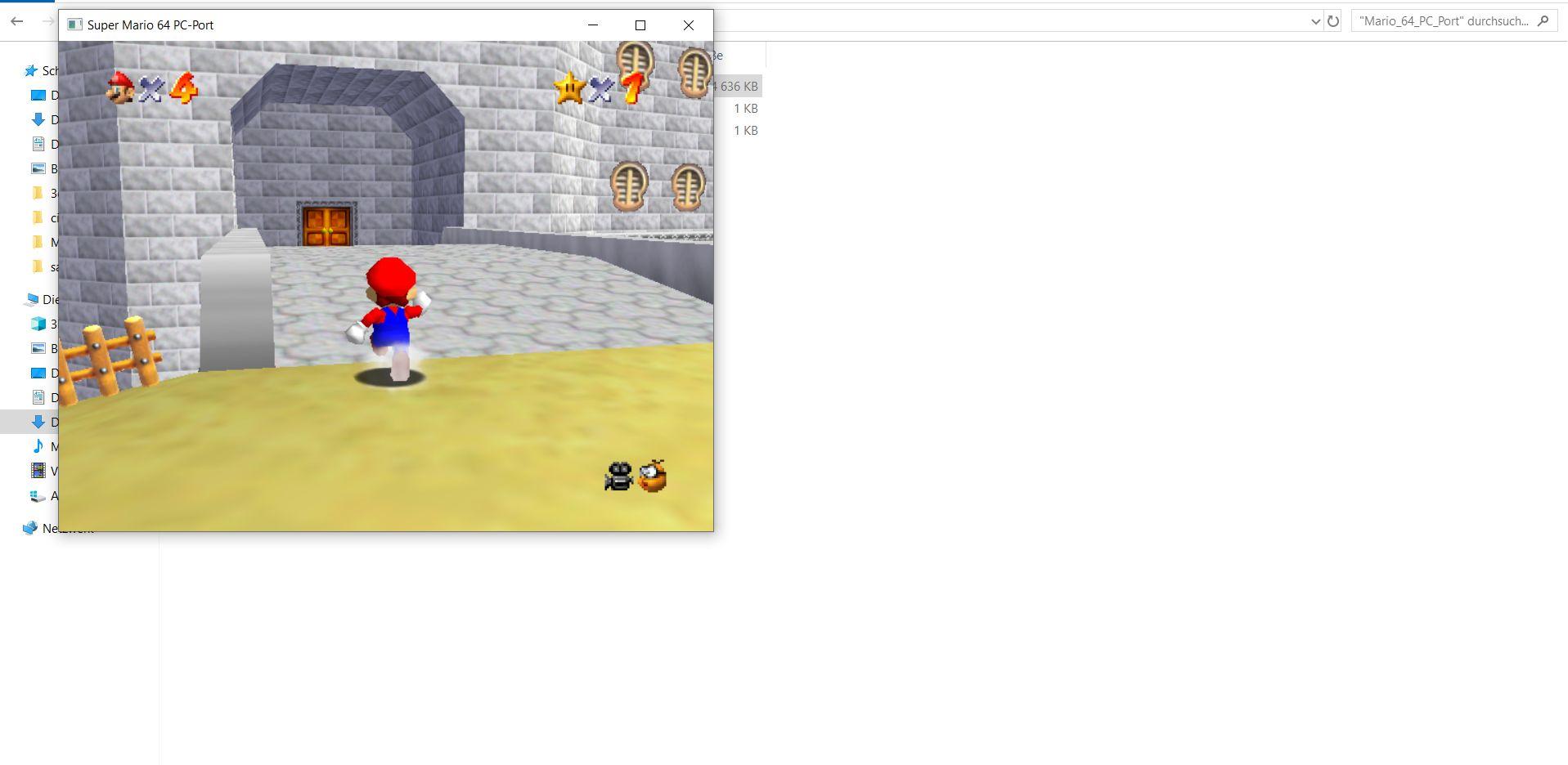 Super Mario 64 Pc Port Has Been Released Gbatemp Net The