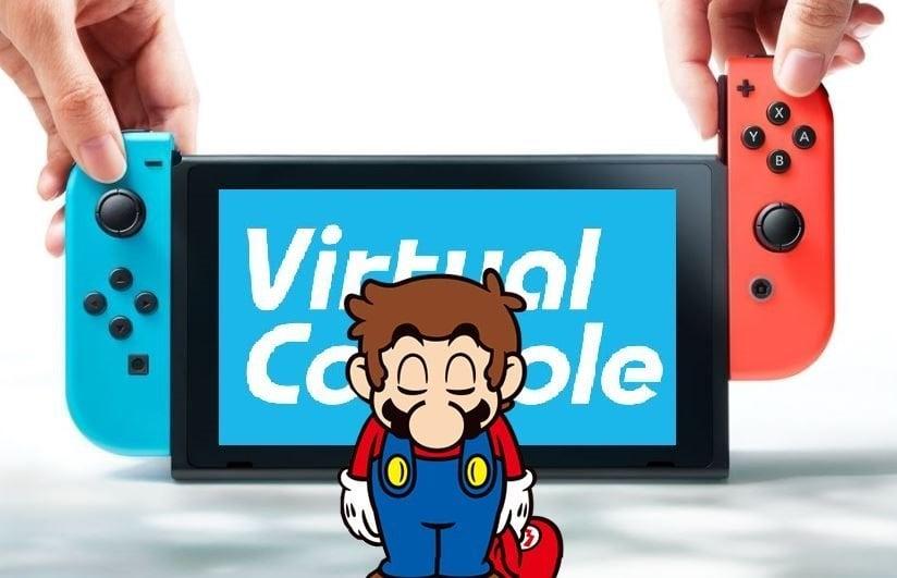 Nintendo Switch Won't Be Getting Virtual Console | GBAtemp
