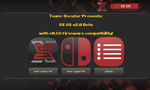 TX Presents SX OS v2 8 Beta - Now Compatible with v8 1 0 FW | Page 8