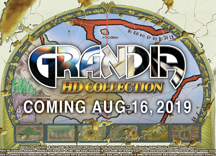 Grandia HD Collection launches on the Switch next week, PC release