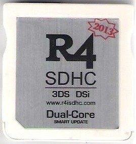 r4 sdhc dual core 2012 firmware