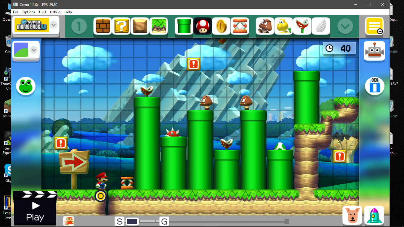Post your super mario maker loadlinecemu levels here gbatemp map gumiabroncs Image collections