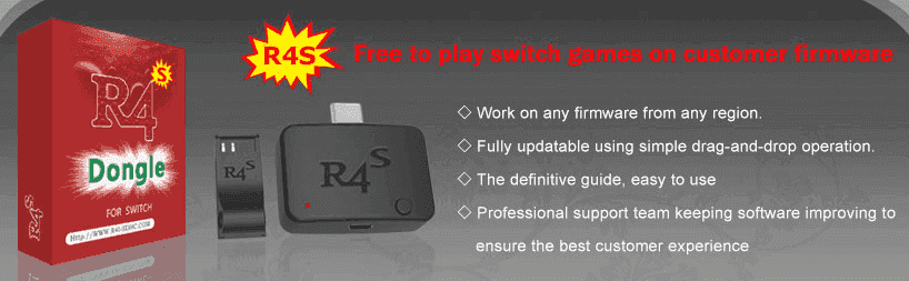 R4i Team Reveal Their R4S Dongle To Run Custom Firmware On The