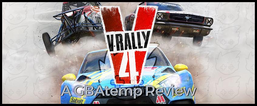 V-Rally 4 (Nintendo Switch) Official GBAtemp Review | GBAtemp net