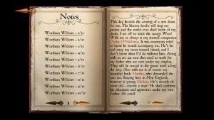 Whispering Willows OUYA Notes