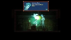 Whispering Willows OUYA Tool Shed Ghost