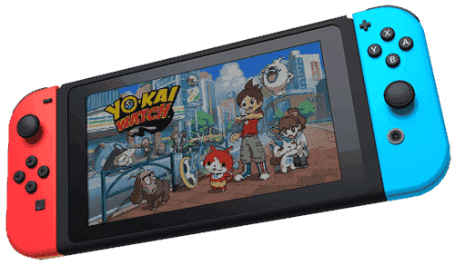 Yo-Kai Watch 4 (Switch)