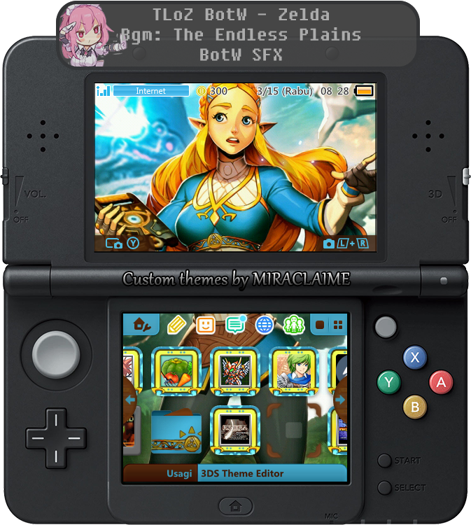 Like your 3ds nude pussy themes